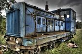 Loco azul (HDRi)