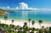 pic of beach holiday  - Beach Scene - JPG