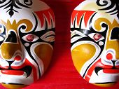 Chinese Opera Masks