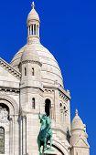 France, Paris: Famous Monument Of Paris, Sacre Coeur poster