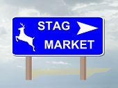 Stag market