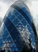 London Swiss Re Building The Gherkin