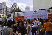 Thai flood crisis situation