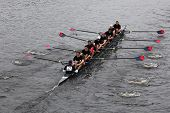 University of Pennsylvaniaraces in the Head of Charles Regatta