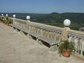View Of Yumuri Valley From Monserrate Balcony