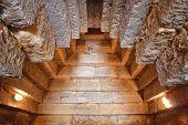 Melek Chesmen Tomb In Kerch, Crimea, Ukraine