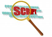 Symbol Of Inspect Scripts