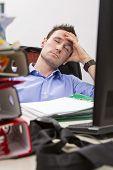 Dormirse en la oficina