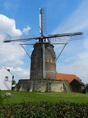 Dutch Tower Windmill