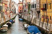 Picturesque Venice neighbourhood.