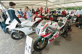 Honda And Ducati