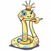 Funny Snake