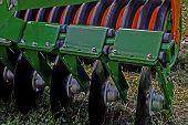 Agricultural Equipment. Details 63