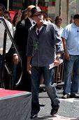 LOS ANGELES - JUL 9:  Charlie Sheen at the Hollywood Walk of Fame Ceremony for Slash at Hard Rock Cafe at Hollywood & Highland on July 9, 2012 in Los Angeles, CA