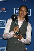 LOS ANGELES - JUL 11:  Brittney Griner in the Press Room of the 2012 ESPY Awards at Nokia Theater at