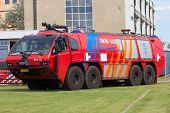 Airport Firetruck Titan Hpr G