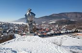 Terchova Village