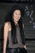 NEW YORK, NY - APRIL 16: Designer Vera Wang attends Vanity Fair Party for the 2013 Tribeca Film Fest