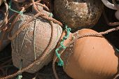 Terracotta Fishing Pots