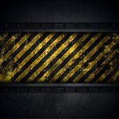 Grunge style industrial background