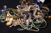 Pile Of Jewels