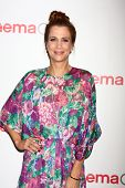 LAS VEGAS - APR 18:  Kristen Wiig at the Twentieth Century Fox Photo Line at the Caesars Palace on A