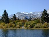 Sierra Lake Autumn