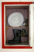 Photo of Fire hose box