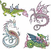 Mythic Dragons