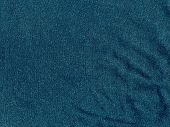 picture of lurex  - Texture of knitting fabric celadon lurex as background - JPG