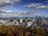 Autumn Montreal