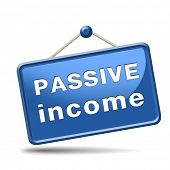 passive income earn money online earn more work less residual recurring income