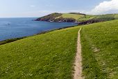 The Cornish Coastal Footpath