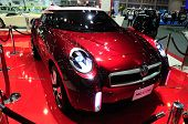 Bkk - Nov 28: Mg Icon, Suv Concept Car, On Display At Thailand International Motor Expo 2013 On Nov
