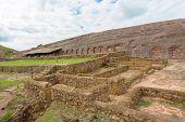 Archaeological site El Fuerte de Samaipata (Fort Samaipata)