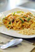 Padthai  Thai Fried Noodle Dish