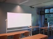 stock photo of training room  - high school - JPG