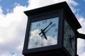 Bank Clock