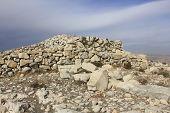 Joshua Altar of Sacrifice in the Mount of Ebal, DEC, 2013