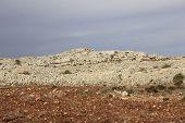 Joshua Altar of Sacrifice in the Mount of Ebal, DEC 2013
