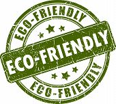 Eco-friendly stamp