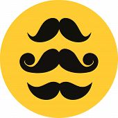 Vector Mustaches