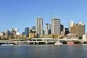 Brisbane Central Business District