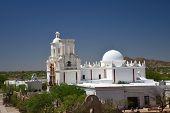 The Catholic Mission at Tucson, Arizona
