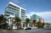 Art Deco District Ocean Drive In Miami