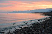 Sunset On The Gulf Of Aqaba