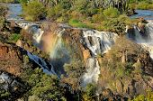 Epupa Waterfall, Namibia