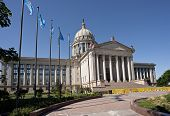 Oklahoma State Capital Building.