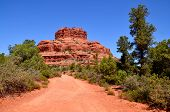 pic of straddling  - Sedona park straddles the county in the northern Verde Valley region of the U - JPG