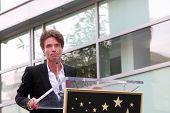 LOS ANGELES - MAY 9:  Richard Marx at the Rick Springfield Hollywood Walk of Fame Star Ceremony at Hollywood Blvd on May 9, 2014 in Los Angeles, CA
